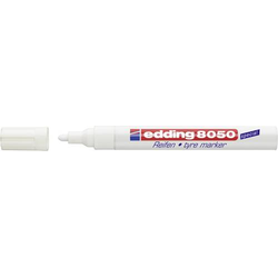 Edding E-8050 4-8050-1-4049 Reifenmarker Weiß 1 St./Pack