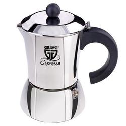 GRÄWE Espressokocher GRÄWE Espressokocher aus Edelstahl