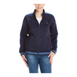jacke BENCH - Track Satin Jacket Dark Navy Blue (NY009) Größe: S