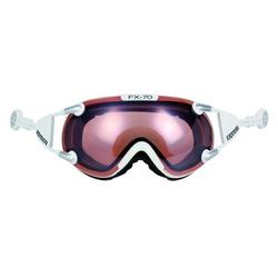 Casco Skibrille FX-70M Vautron Weiß