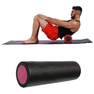 KUOZEN Faszienrolle Wirbelsäule Faszienrolle Trigger Point Foam Roller Massage Roller Stick Rückenmassagegerät Schaummuskelrolle Turnhallenrolle 8,30cm
