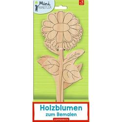 SPIEGELBURG COPPENRATH Holzblumen zum Bemalen