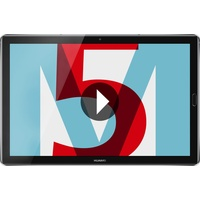 Huawei MediaPad M5 10.8 32GB Wi-Fi Grau