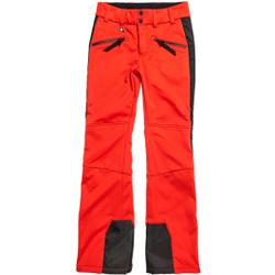 Superdry - Nu Slalom Slim Pant W Apple Red - Skihosen - Größe: XS