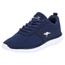 Sneaker mit flexibler Laufsohle blau 38