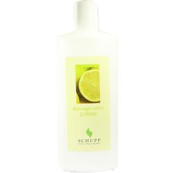 Massage Lotion Zitrone