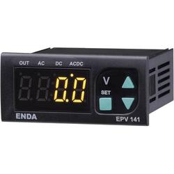 Enda EPV242-R-230 Programmierbares LED-Voltmeter EPV242-R-230 ±500 V/AC/DC