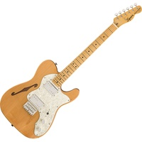 FENDER Classic Vibe Telecaster Thinline MN NT natur