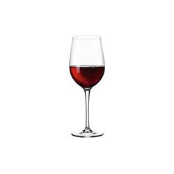 LEONARDO Rotweinglas Leonardo CIAO+ Rotweinglas 430 ml (1-tlg), Glas