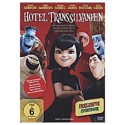 Hotel Transsilvanien mit Storybook, 1 DVD (Buchhandelsedition)