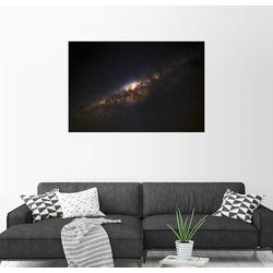 Posterlounge Wandbild, Milchstraße 30 cm x 20 cm