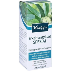 KNEIPP ERKAELTUNGSBAD SPEZIAL