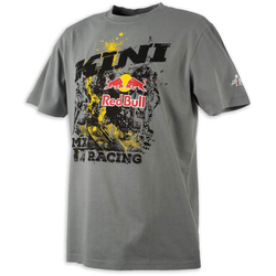 Kini Red Bull Underworld T-Shirt, grau, Größe S