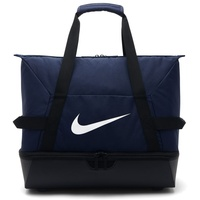 Fußballtasche Academy Team M midnight navy/black/white