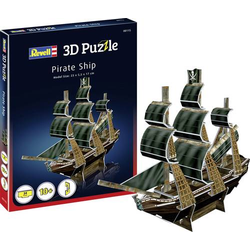 Revell 3D-Puzzle Piratenschiff 00115