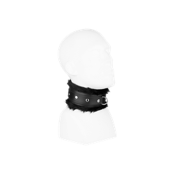 Rimba Gepolstertes Halsband, S/M