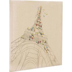 Kayoom Ölbild Trip To Paris, 80cm x 80cm