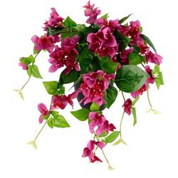 Kunstpflanze Bougainvillea, I.GE.A., Höhe 60 cm, im Kunststofftopf