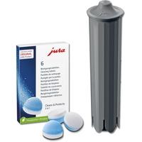 Jura Claris Smart Filterpatrone 1 St. + Reinigungstabletten 6 St.