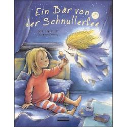Ein Bär von der Schnullerfee - Midi-Ausgabe des original Albarello Bilderbuchs zur Schnullerentwöhnung! als Buch von Bärbel Spathelf