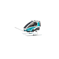 Qeridoo Fahrradkinderanhänger Qeridoo Ski & Hike Basisset 2019 cm