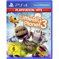 Little Big Planet 3 PS4 USK: 6