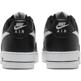 Nike Men's Air Force 1 '07 black/white 45,5
