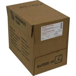NACL 0,9% Plastikschraubfl. 6000 ml