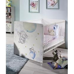 Kinderbett JEMMA(LB 145x77 cm) Rauch Möbel