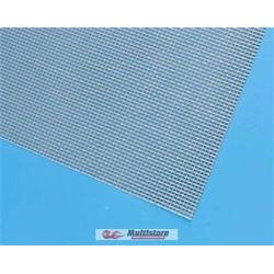 Krick RABOESCH Kunststoffgitter PVC Quadrat Struktur 0,32x185x290 mm (2) / rb611-01