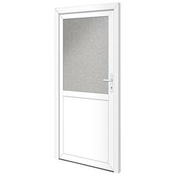 RORO Türen & Fenster Nebeneingangstür OTTO 23, BxH: 88x198 cm, weiß, ohne Griffgarnitur