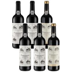 6er-Paket Fabelhafte-Weinwelt - Weinpakete