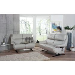 himolla Garnitur 4602 Easy Comfort in lava, 3-Sitzer und 2-Sitzer
