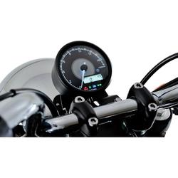 Daytona Cockpit Velona Ø80mm mit RPM bis 15000 U/min schwarz