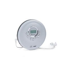 Auna CDC 200 DAB+ Discman DAB+/FM MP3-CD Akku LC-Display CD-Player (ja)