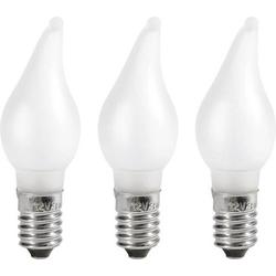 Konstsmide 2691-230 Ersatzbirne für Lichterketten 3 St. E10 12V Klar
