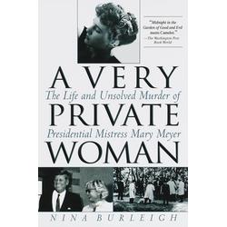 A Very Private Woman: eBook von Nina Burleigh