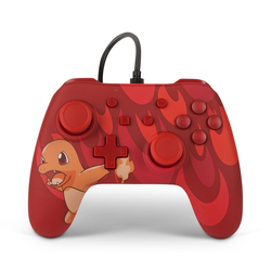 PowerA Pokémon Wired Controller für Nintendo Switch Nintendo-Controller rot