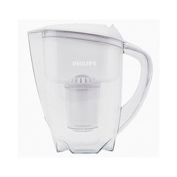 Philips Wasserfilter Wasserfilterkaraffe, 3l