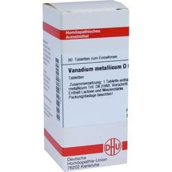 VANADIUM MET D 6