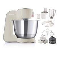 Bosch Küchenmaschine CreationLine MUM58L20 silberfarben