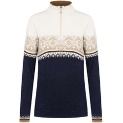 Dale of Norway Moritz Damenpullover - navy/beige/white | M