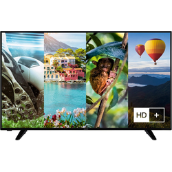 Hanseatic 55H600UDS II LED-Fernseher (139 cm/55 Zoll, 4K Ultra HD, Smart-TV, HDR10)