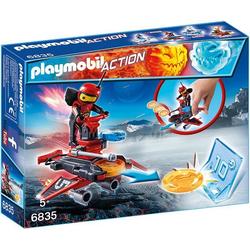 PLAYMOBIL® 6835 Firebot mit Disc-Shooter