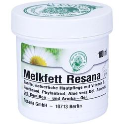 MELKFETT RESANA Salbe 100 ml