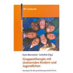Gruppentherapie mit stotternden Kindern und Jugendlichen: eBook von
