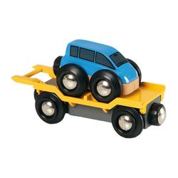 BRIO® Spielzeug-Auto Autotransporter mit Rampe 2-tlg.