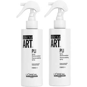 2er Pli Thermo Volumen Spray Tecni Art Loreal Professionnel 190 ml