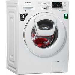 Samsung Waschmaschine AddWash WW5500 WW80K5400WW/ EG, Waschmaschine, 610672-0 weiß weiß