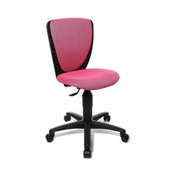 TOPSTAR Schreibtischstuhl Drehstuhl MAXX Kid 90 blau rosa